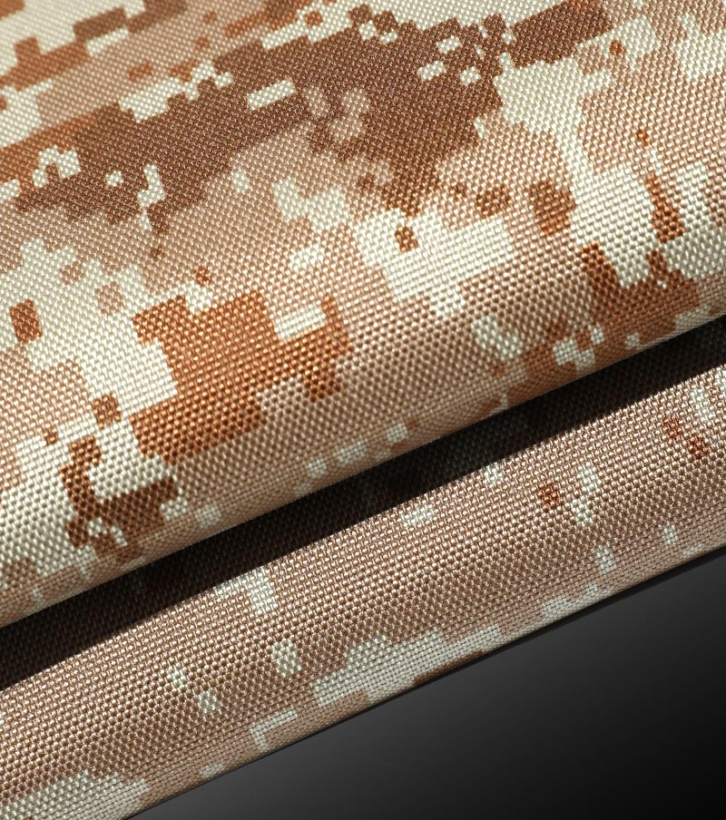 FR PU COATED TENT FABRIC FOR MILITARY USE