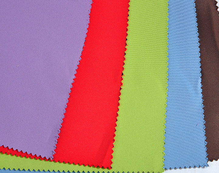 What material is functional reflective fabric