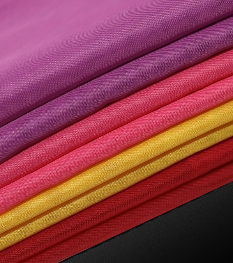 IFR SHEER FABRIC-Custom Color