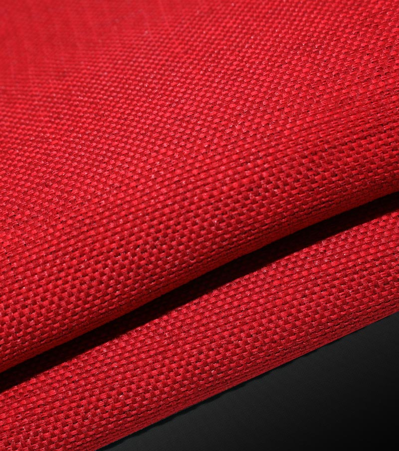 IFR BLACKOUT FABRIC-HAPPY RED