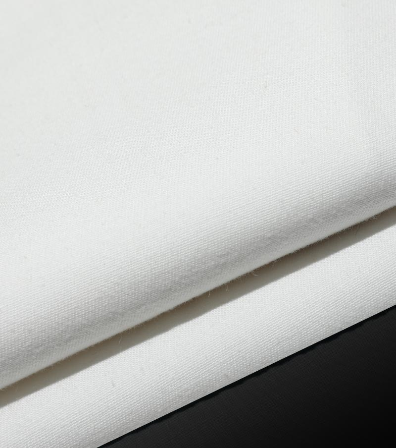 IFR CURTAIN FABRIC-WHITE