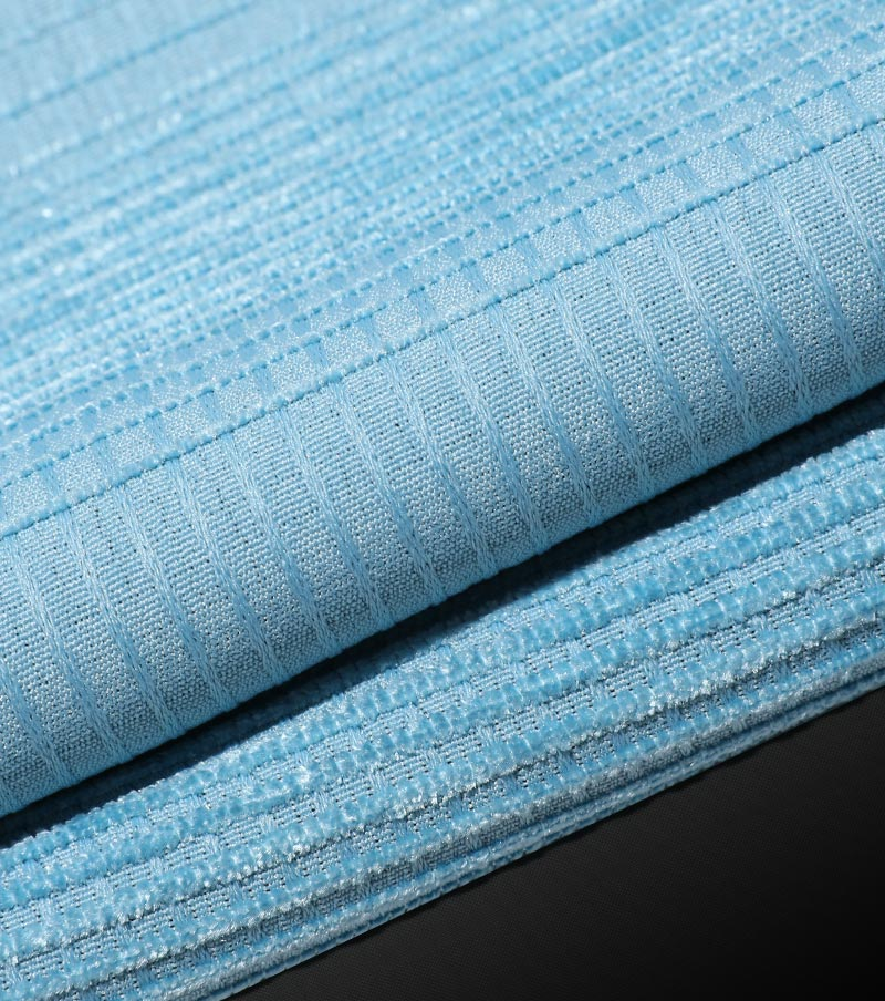 IFR CURTAIN FABRIC-FLOCKING