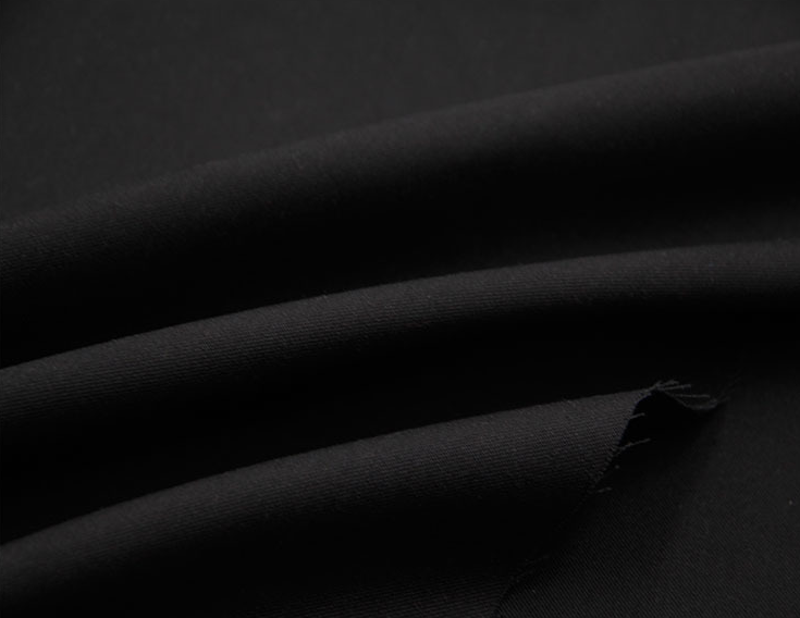 High Flame Resistant standard-Black Nomex Fabric