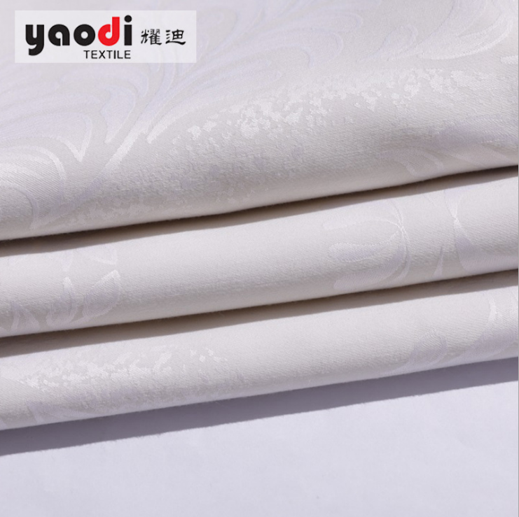 Flame-retardant bedding fabric special fire-retardant bedsheet and quilt cover for large hotel club