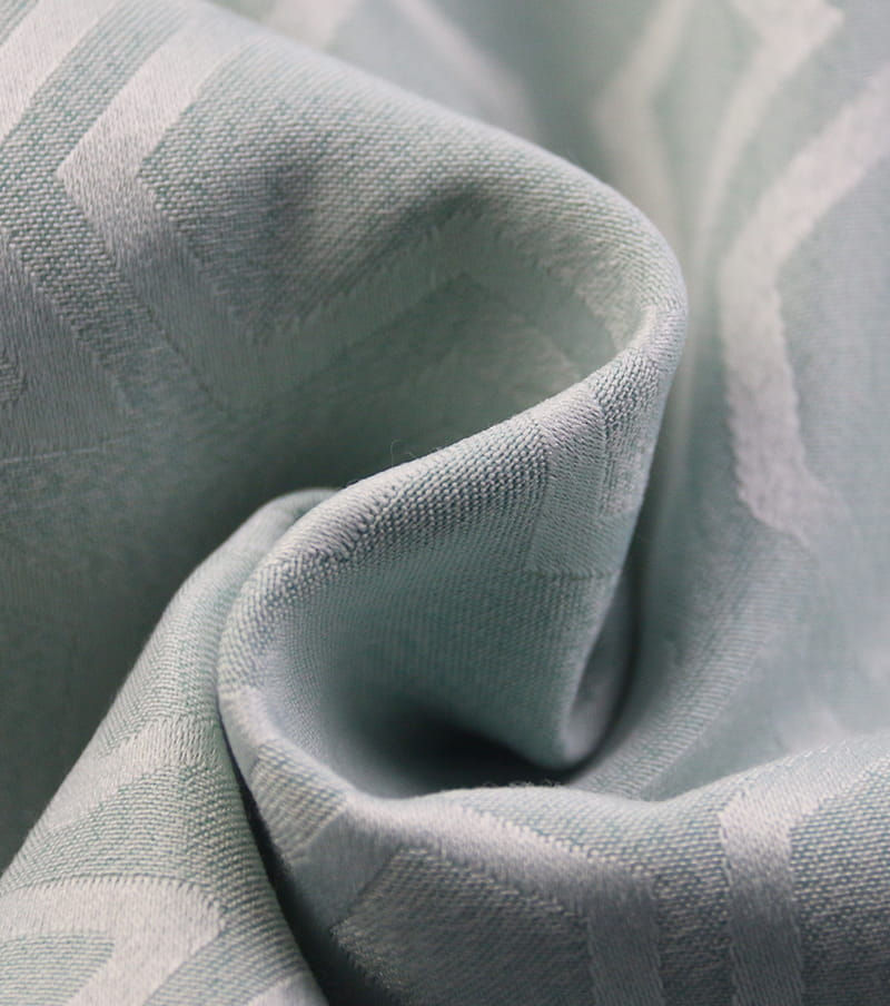 What are the characteristics of permanent flame retardant fireproof fabrics